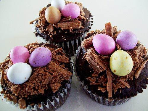Chocolate Easter Cake Decorating Ideas : ** Pascoa,Ressurreicao e Ovo de chocolates ** A primeira ...